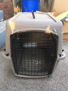 Small-medium size dog carrying kennel