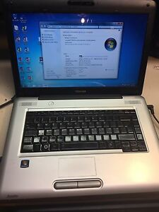 Reliable Toshiba Laptop - Win 7, Office