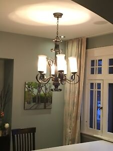 Hubbardton Forge chandelier for sale