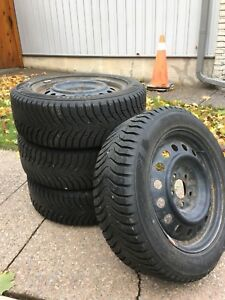 Winter Tires (205/55/R16)