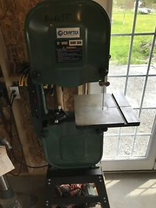 Caftex bandsaw