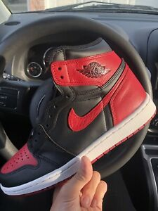 Air Jordan 1 Banned 1 Size 8.5 (DS)