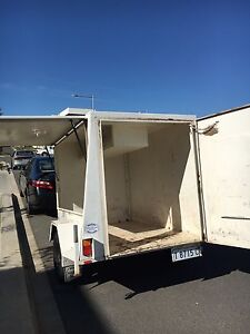 TRAILER HIRE 7ftx4ftx4ft Giralang Belconnen Area Preview