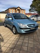 2008 Hyundai Getz Hatchback Maryland Newcastle Area Preview