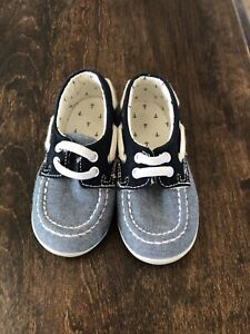 Baby boy boat/deck shoes