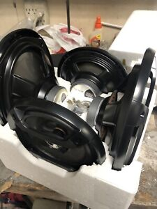"""Full set of pioneer car speakers 6.5"""" and 6x9 brand new"""