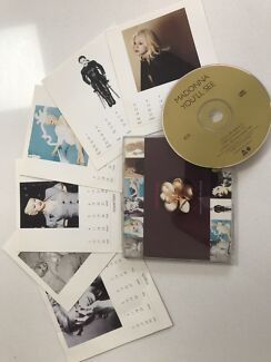 Madonna - You'll See CD with Calendar Cards