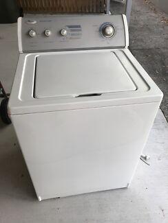 Whirlpool 7.5kg Washing Machine- commercial grade