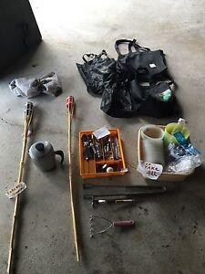 Camping/House Hold Items,Toys-25.00 Take All