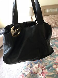 Original MK leather bag $80