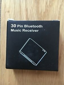 Bluetooth Adapter for 30 pin Dock
