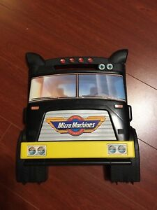 MICRO MACHINE BIG RIG CASE