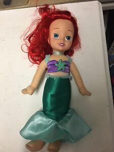 Ariel - Mermaid doll Ashtonfield Maitland Area Preview