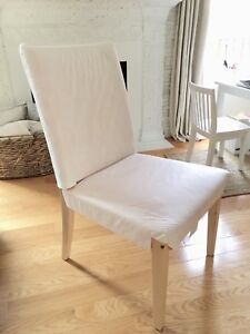 Henriksdal dining chair - without cover