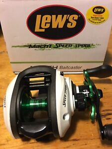 LEW'S FISHING Mach 1 Speed Spool Series Reel
