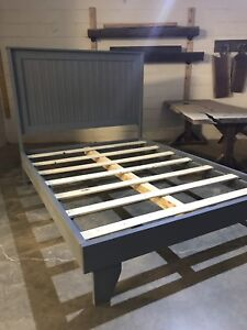 Solid Wood Handmade Beds - Made to Order