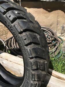 Motorcycle tires - Heidenau K60 Rear, K76 Front
