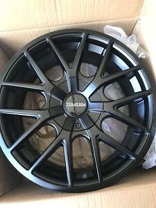 """BRAND new 17"""" Touren Tr60 matte black 5x100 5x114.3 $570 FIRM"""
