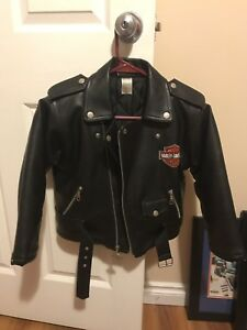 Boys Leather Jacket Kijiji In Alberta Buy Sell Save With