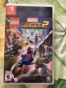 Jeu SWITCH - Marvel Super Heroes 2