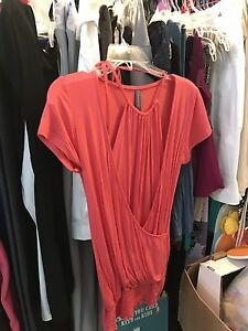 New! Designer SAMPLE maternity shirt S/M