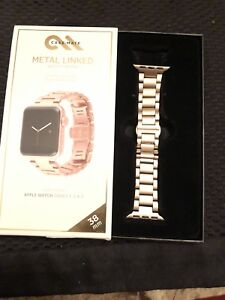 Case-mate metal linked app watch band for sale