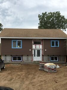 Brand new 3 bedroom house in Petawawa for rent