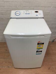 VGC modern Simpson Eziset 5.5kg top load washing machine soft touch Carlisle Victoria Park Area Preview