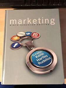 Marketing Crane 9th Edition Excellent