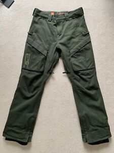 Thirtytwo mantra snowboard pants 10K 2-layer shell brand new!
