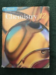 Grade 11 and 12 Chemistry and Biology Textbooks