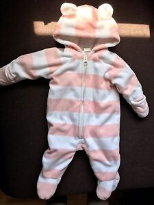 0-3 months infant outerwear