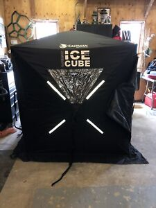 Eastman Outfitters 2-Man Pop Up Ice Fishing Tent