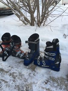 Ski boots from 25-27