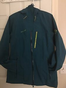Women's Mammut Waterproof Jacket - Large