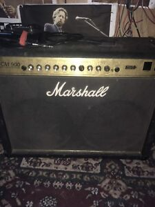 Classic Marshall combo trade for reissue fender