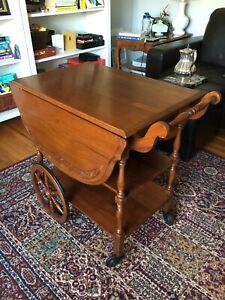 Gibbard Tea Wagon