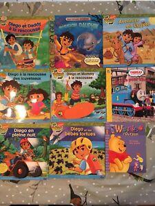 Lot de livres pour enfants