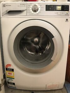 Electrolux front load washing machine for sale