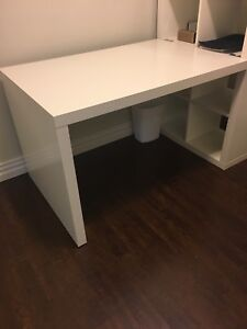 Ikea expedit desk attachment