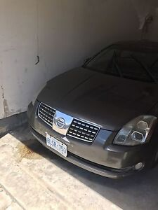 Nissan Maxima for parts! Any part you need!