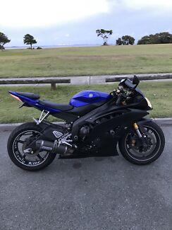 2010 Yamaha r6