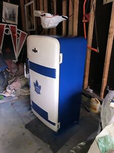 Vintage Toronto Maple Leafs Fridge