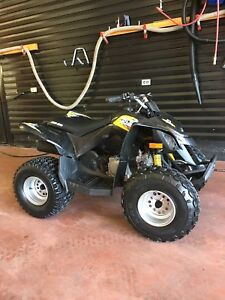 2010 Can-am DS 90.... LOW HRS