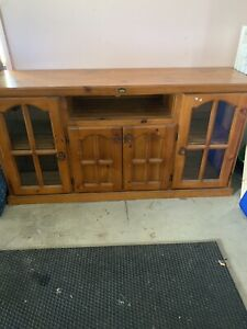Tv cabinet 2 for $100