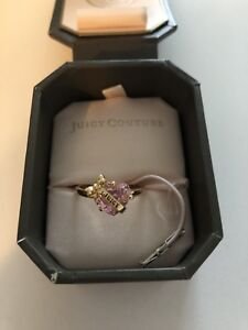 Bague Juicy Couture ring