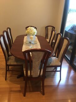 Dining Chairs X 8