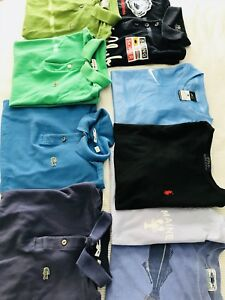 Lot de vêtements 8/10 ans Lacoste/Polo ...