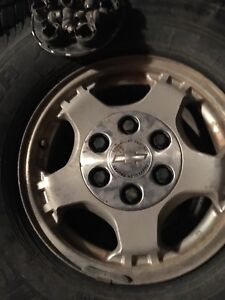 6 bolt rims and tires
