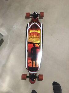 Long board skate board